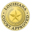 Louisiana court-approved
